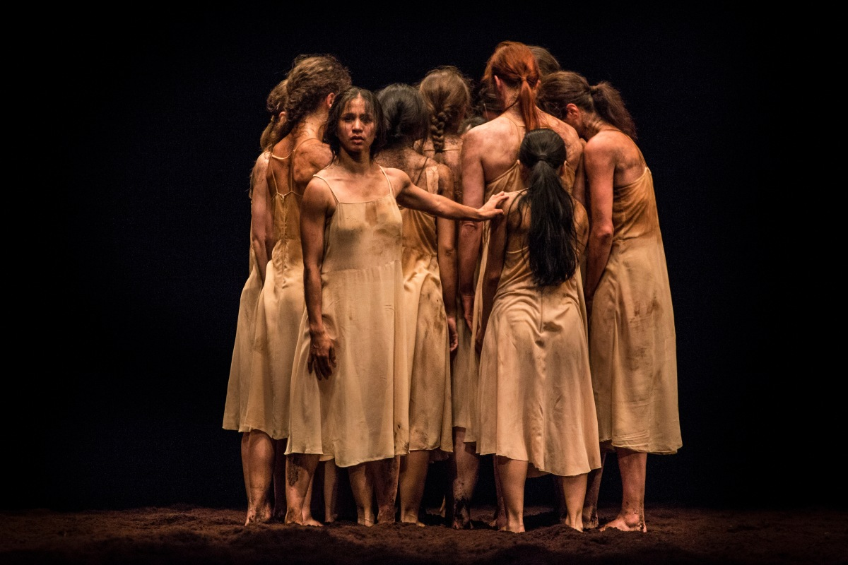Dance in NY: Pina Bausch Tanztheater Wuppertal at BAM in Brooklyn, NY